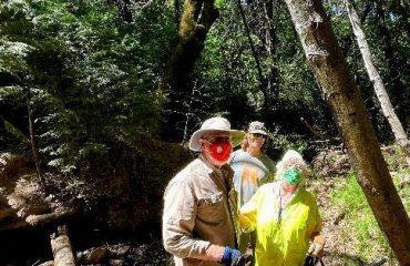 volunteer clean watershed